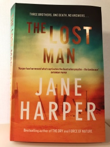 The Lost Man, Jane Harper's third fiction novel is not one to miss.